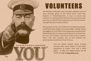 Your Canal Needs You | WBLA